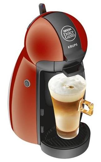 Кофеварка KRUPS Nescafe Dolce Gusto Piccolo KP 1006 Эспрессо- цена, отзывы, характеристики, купить, стоимость в магазинах Украин
